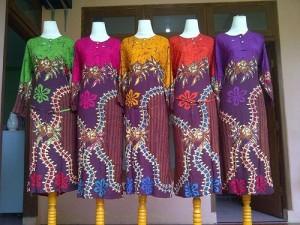 Distributor Daster Batik Solo Murah 18rb Distributor Daster Wanita Hamil 1