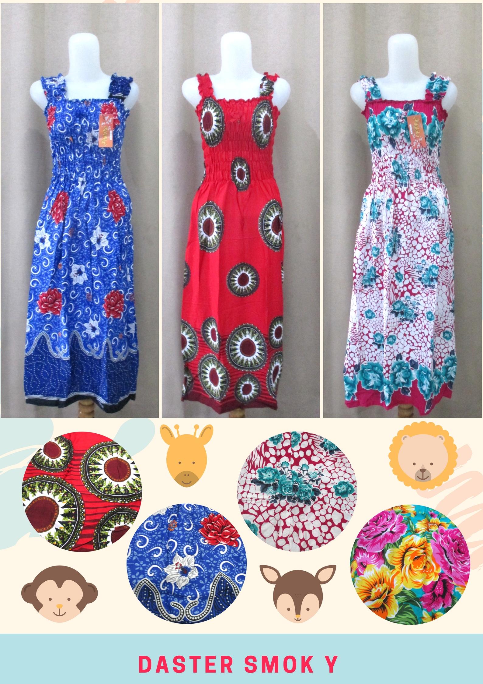 Distributor Daster Batik Solo Murah 18rb Pusat Grosir Daster Smok Y Wanita Dewasa Murah Solo 23Ribu