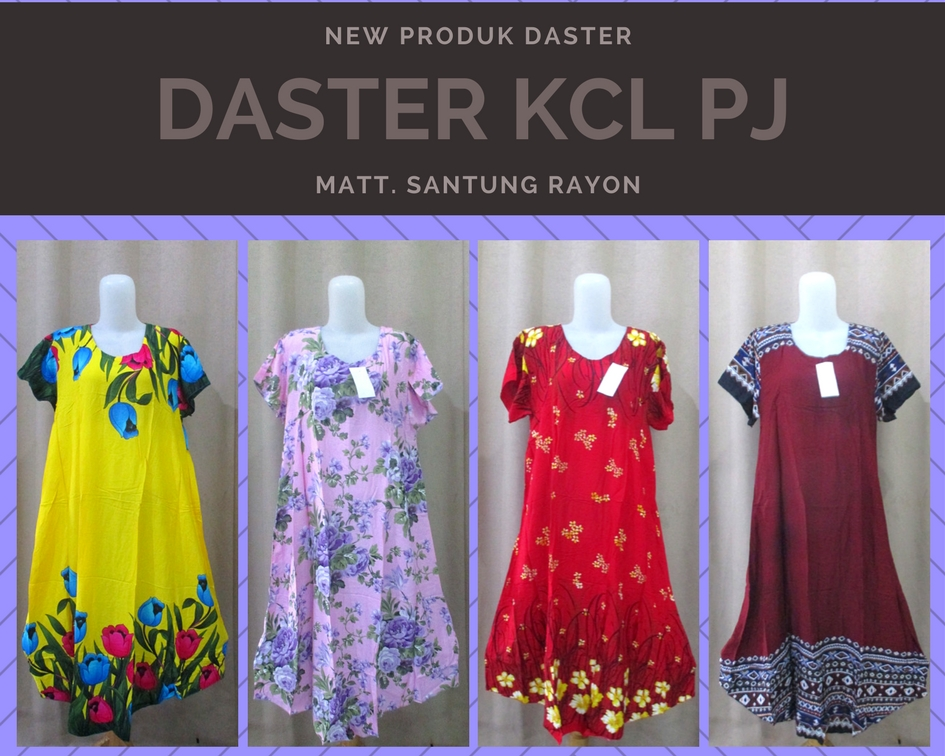 Distributor Daster Batik Solo Murah 18rb Sentra Grosir Daster KCL Panjang Wanita Dewasa Murah 32Ribu
