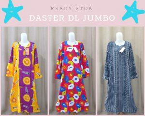 Distributor Daster Batik Solo Murah 18rb Pusat Grosir Daster DL Jumbo Wanita Dewasa Murah