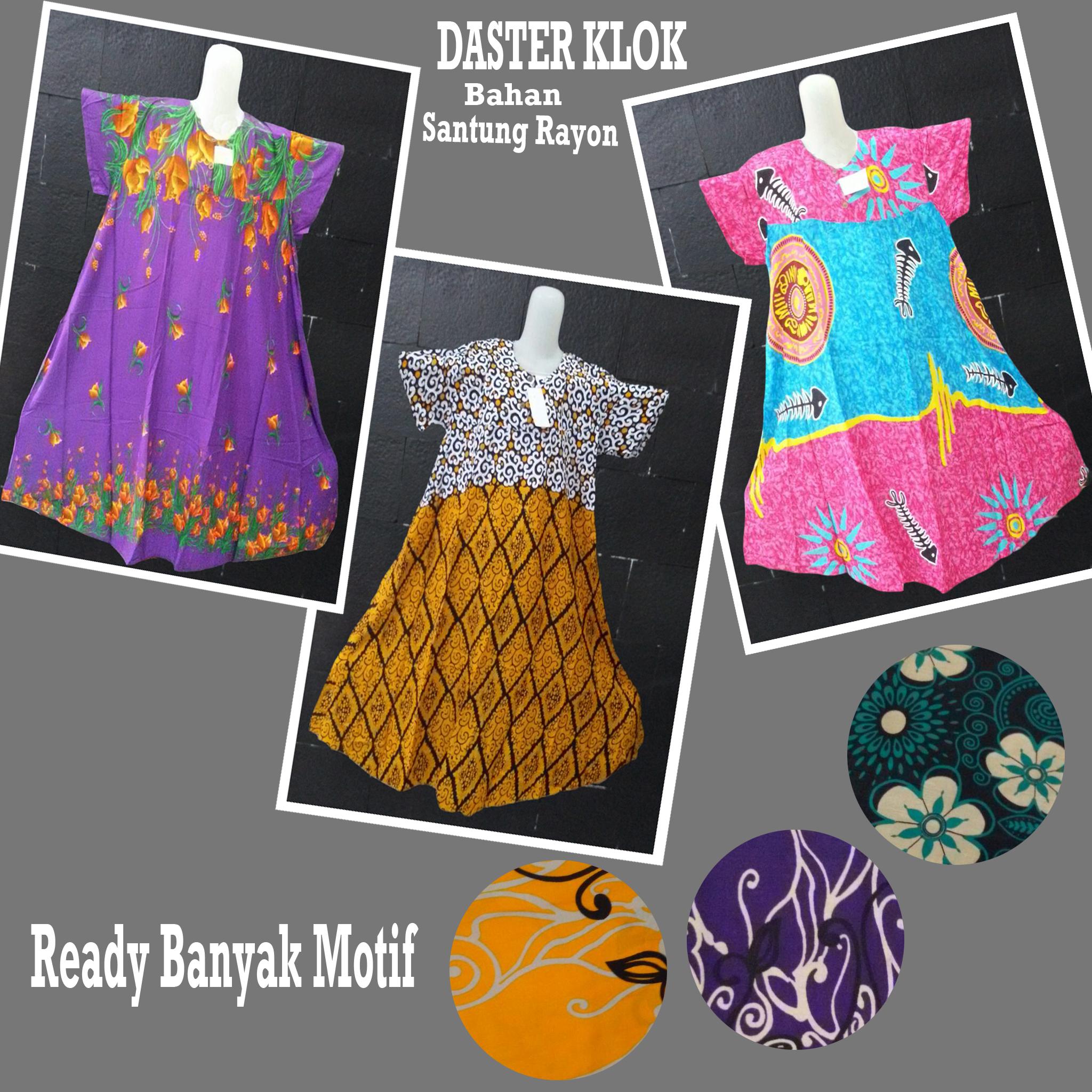 Distributor Daster Batik Solo Murah 18rb Grosir Daster Dewasa Murah 32ribuan