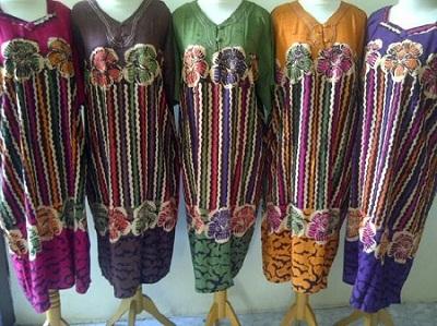 Distributor Daster Batik Solo Murah 18rb Distributor Baju Daster Batik Pekalongan