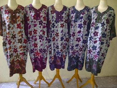 Distributor Daster Distributor Baju Daster Batik Pekalongan