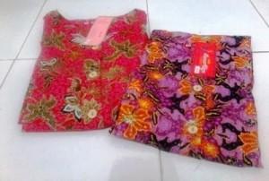 Distributor Daster Batik Solo Murah 18rb Distributor Daster Kencana Ungu Tanah Abang 1
