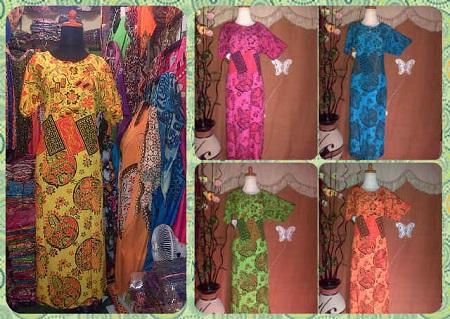 Distributor Daster Batik Solo Murah 18rb Distributor Daster Batik Solo Harga Pabrik