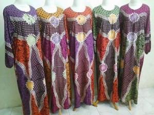Distributor Daster Batik Solo Murah 18rb Distributor Daster Lengan Panjang Long Dress Tegal Gubuk 1
