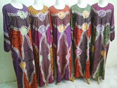 Distributor Daster Batik Solo Murah 18rb Distributor Daster Lengan Panjang Long Dress Tegal Gubuk