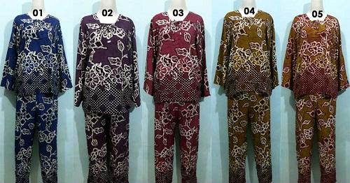 Distributor Daster Batik Solo Murah 18rb Distributor Daster Celana