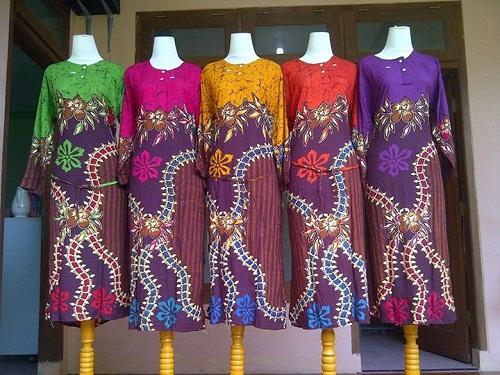 Distributor Daster Batik Solo Murah 18rb Distributor Daster Wanita Hamil