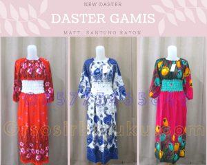 Distributor Daster Batik Solo Murah 18rb Grosir Daster Gamis Dewasa Terbaru Murah