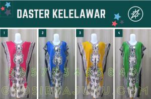 Distributor Daster Batik Solo Murah 18rb Sentra Grosir Daster Kelelawar Panjang Dewasa Murah Pekalongan
