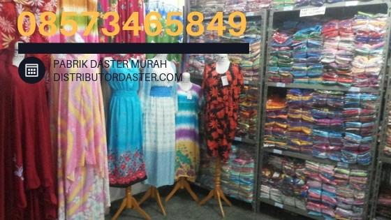 Distributor Daster Batik Solo Murah 18rb Pabrik Daster Murah