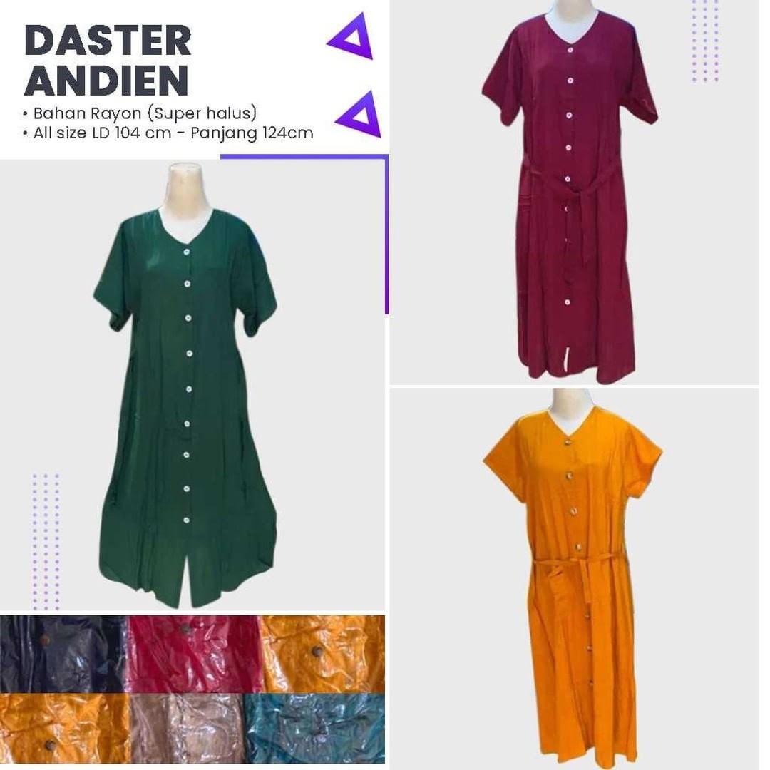 Distributor Daster DISTRIBUTOR DASTER BATIK SOLO MURAH
