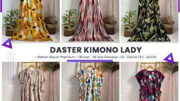 Distributor Daster DISTRIBUTOR DASTER KIMONO LADY RP 50.000